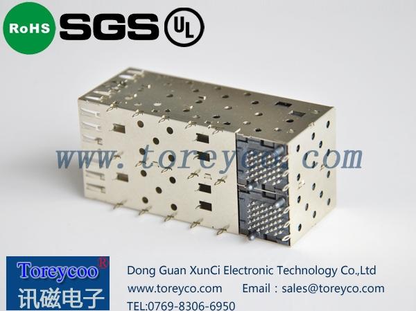 SFP光纤连接器22
