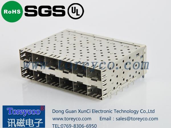 SFP光纤连接器